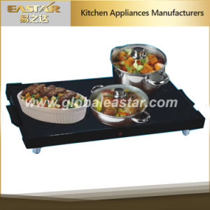 High Quality Enamel Food Warming Plate for Sabbath pictures & photos
