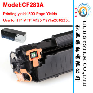 OEM Toner Cartridges for HP CE283A (HP laserjet PRO M125/127fn/M127fw) / 83A pictures & photos