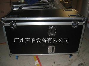 PA Audio Road Case for Full Range Speakers pictures & photos