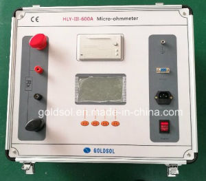 Micro-Ohmmeter 600A pictures & photos