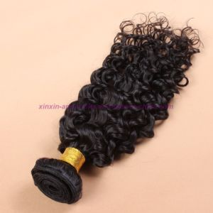 8A Grade Brazilian Virgin Hair Water Wave with Bundles Wavy Human Hair Extensions Curly Weave Human Hair Weave pictures & photos