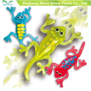Wholesale Novelty TPR Animals Sticky Toys Kids Party Favors pictures & photos