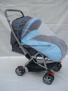 European Standard Baby Pram with Rain Cover and Foot Cover (CA-BB255) pictures & photos