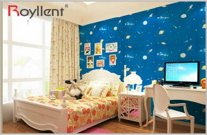 Prepasted Newest Cartoon Design Self Adhesive Wallpaper