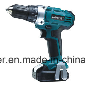 12V Cordless Drill Driver Lithium Power Tool pictures & photos