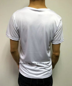 Wholesale Hot Sale Men Tshirt with Custom Logo pictures & photos