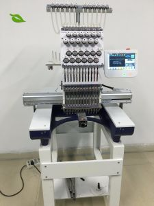 Single Head Dahao Embroidery Machine for Sale pictures & photos