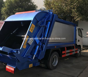 5t Garbage Truck 5 Cbm Rubbish Truck for Sale pictures & photos