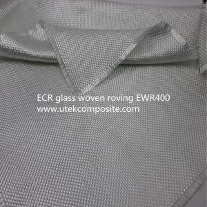 ECR Glass Woven Roving Fiberglass EWR400 pictures & photos