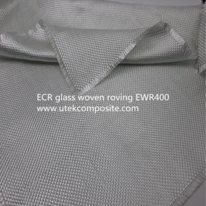 ECR Glass Woven Roving Fiberglass Ewr400 pictures & photos