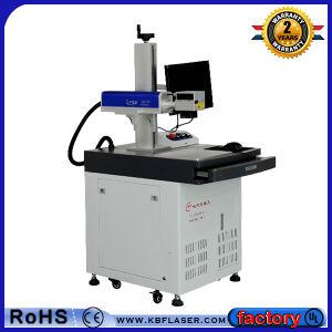 Fiber Laser Marking Machine for Oxidized Aluminum pictures & photos