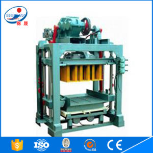 Africa Used Semi Automatic Hydraulic Hollow Brick Making Machine pictures & photos