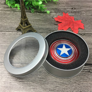 Finger Spinner Tins Fidget Spinner Cans pictures & photos