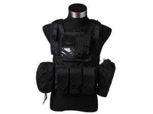 Airsoft 1000D Tactical Molle RRV Scout Vest pictures & photos