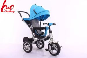 2016 Baby Walker Tricycle 4 in 1 Trike/Child Tricycle Seats/Cheap Kids Tricycle Kids Smart Trike pictures & photos