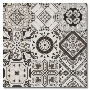 2017 New Design Pattern Flower Tile pictures & photos