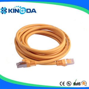 SSTP CAT6A cat. 6A patch cable cord CU high quality pictures & photos