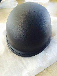 Adjustable Length NIJ 0106.01 IIIA Bulletproof Kevlar Helmet pictures & photos