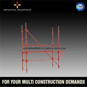 High Loading Capacity Kwikstage Scaffolding pictures & photos
