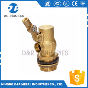 Valve Fitting New Arrival, Custom Dura Plate Brass Valve pictures & photos