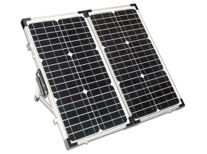 60watt Portable Solar Panel with High Efficiency (SGM-F-60W) pictures & photos