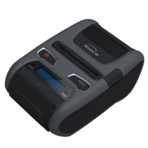 Rugged 58mm Mini Mobile Bluetooth Thermal Barcode Receipt Printer pictures & photos