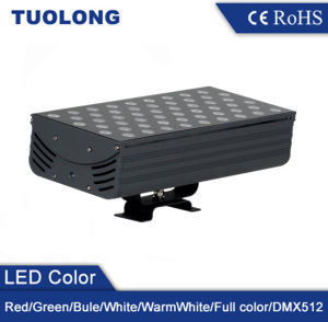 100W Outdoor Flood Light with DMX512 Effect RGB LED Floodlight pictures & photos