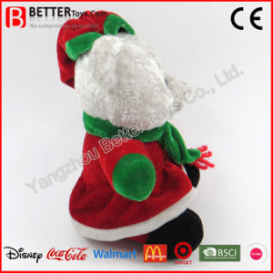 Kids Cuddle Stuffed Teddy Bear Soft Plush Christmas Toy pictures & photos