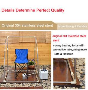 Portable Sauna Cheap One Person Mini Steam Sauna Room pictures & photos