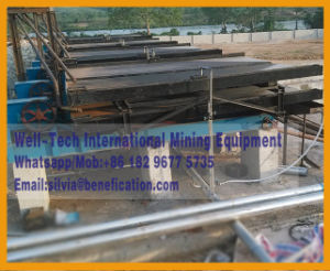 Deformation Resistance Shaking Table for Gold Chrome Chromite pictures & photos