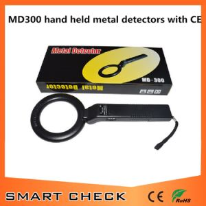 MD300 Hand Held Metal Detector Cheap Metal Detector pictures & photos