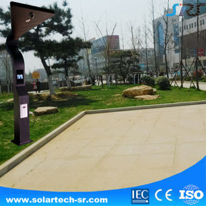 New Design Multifunction Solar LED Garden Light with Camera Monitor The Yard for Comfortable Life pictures & photos