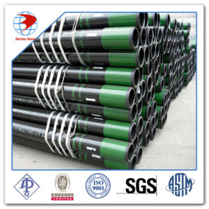 Lb/FT Seamless Carbon Steel Material Btc End Casing Pipe API 5CT P110 pictures & photos