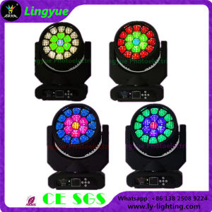 Disco LED Beam Light Bee Eye Moving Head 19X12W pictures & photos