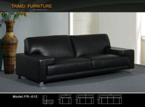 Contemporary Leather Sofa (1+2+3) pictures & photos