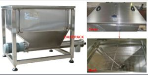 Rectangle Hopper Horizontal Screw Conveyor pictures & photos