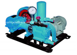 Bw-160h Horizontal Single Cylinder Reciprocating Piston Mud Pump pictures & photos