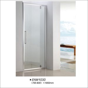 Tempered Glass Hinge Shower Screen pictures & photos