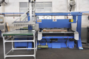 Hg-B100t Fully Automatic Plastic Packaging Cutting Machine pictures & photos
