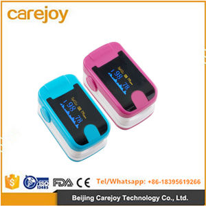 OEM OLED Display Finger Type Pulse Handheld Pulse Oximeter -Candice pictures & photos