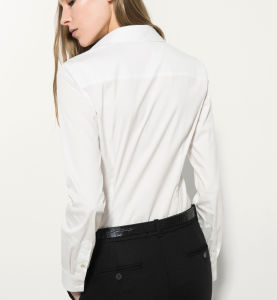 Women Long Sleeve Shirt pictures & photos