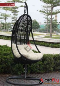 Hot Sell Outdoor Rattan Wicker Hanging Egg Chair