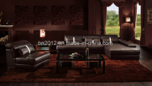 Home Furniture Leisure Leather Sofa (SBO-3921) pictures & photos