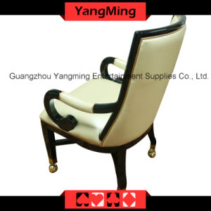 Korean Club Solid Wood Chair (YM-DK14) pictures & photos