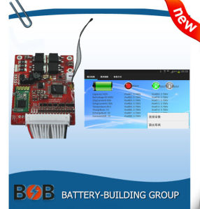 13s 15A PCB/BMS with Bluetooth for Lithium Battery pictures & photos