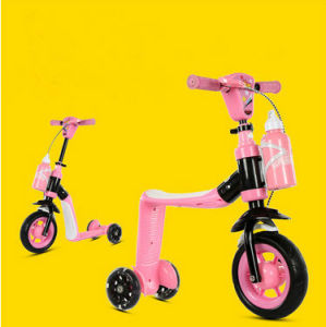 New Child Push Kick 3 Wheel Mini Ride on Toy Toddler Kids Scooter pictures & photos