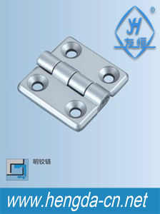 Yh8287 Pallet Collar Hinge Shower Food Truck Door Hinges pictures & photos