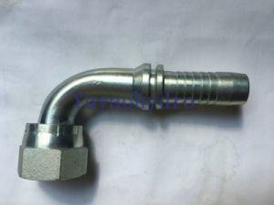 45/90 Degree SAE DIN Jic Orfs BSPP Female/Male Hose Fittings pictures & photos