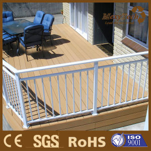 Guangdong Wood Plastic Composite Decking pictures & photos