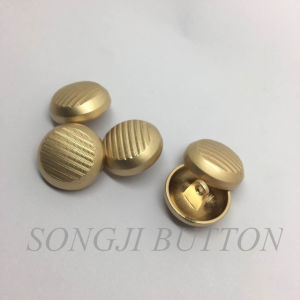 New Design Metal Zinc Sewing Shank Button for Coat pictures & photos